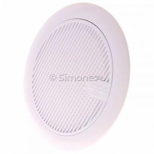 Simon 54 05505-30 - Obudowa głośnika 5 (w zestawie uchwyty do płyt gipsowo-kartonowych)  biały - Podgląd zdjęcia 360st. nr 7