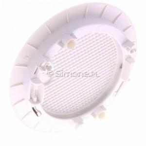 Simon 54 05505-30 - Obudowa głośnika 5 (w zestawie uchwyty do płyt gipsowo-kartonowych)  biały - Podgląd zdjęcia 360st. nr 5