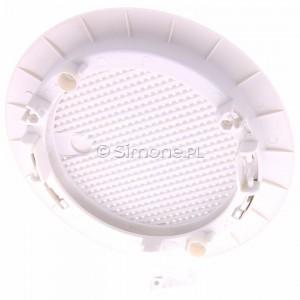 Simon 54 05505-30 - Obudowa głośnika 5 (w zestawie uchwyty do płyt gipsowo-kartonowych)  biały - Podgląd zdjęcia 360st. nr 4