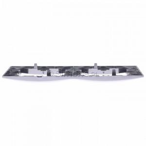 Simon 15 1501620-026 - Ramka podwójna - Aluminium - Podgląd zdjęcia 360st. nr 8