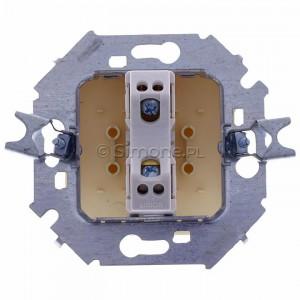 Simon 15 1591101B-031 - Łącznik pojedynczy do wersji IP44 - Beżowy - Podgląd zdjęcia 360st. nr 9