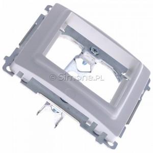 Simon Basic BMA45M/11 - Adapter na osprzęt standardu 45x45mm - Biały - Podgląd zdjęcia 360st. nr 2