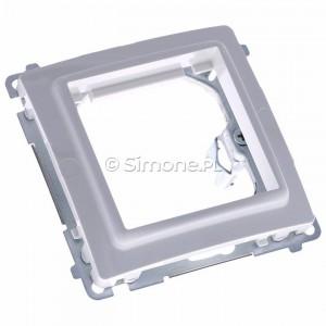 Simon Basic BMA45M/11 - Adapter na osprzęt standardu 45x45mm - Biały - Podgląd zdjęcia 360st. nr 1