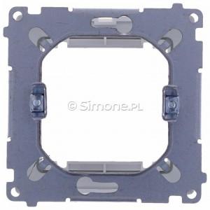 Simon Basic BMA45M/11 - Adapter na osprzęt standardu 45x45mm - Biały - Podgląd zdjęcia 360st. nr 9