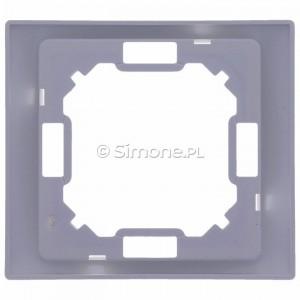 Simon Basic BMRC1/11 - Ramka pojedyncza Neos - Biały - Podgląd zdjęcia 360st. nr 9
