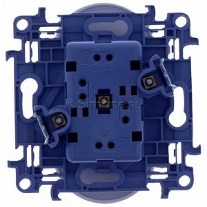 Simon 10 CG2M.01/11 - Gniazdo wtyczkowe podwójne bez uziemienia 16A - Biały - Podgląd zdjęcia 360st. nr 9