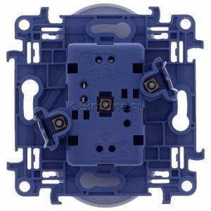 Simon 10 CGZ2M.01/11 - Gniazdo wtyczkowe podwójne z uziemieniem 16A - Biały - Podgląd zdjęcia 360st. nr 9