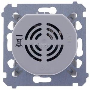 Simon 54 DCR10P.01/11 - Łącznik z czujnikiem ruchu z możliwością manualnego załączenia - Biały - Podgląd zdjęcia 360st. nr 9