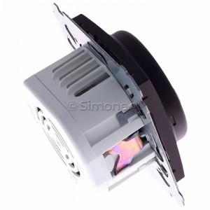 Simon 54 DCR11P.01/46 - Łącznik z czujnikiem ruchu, tylko praca automatyczna - Brąz Mat - Podgląd zdjęcia 360st. nr 3