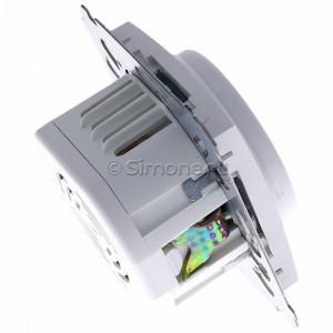 Simon 54 DDS1.01/11 - Dzwonek elektroniczny - Biały - Podgląd zdjęcia 360st. nr 3