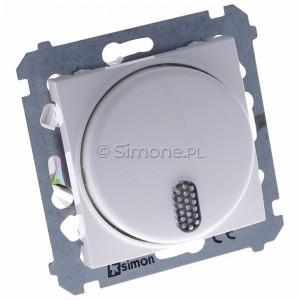 Simon 54 DDS1.01/11 - Dzwonek elektroniczny - Biały - Podgląd zdjęcia 360st. nr 1