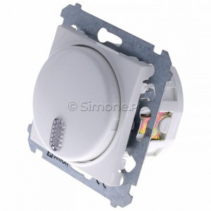 Simon 54 DDS1.01/11 - Dzwonek elektroniczny - Biały - Podgląd zdjęcia 360st. nr 7