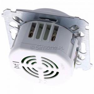 Simon 54 DDS1.01/11 - Dzwonek elektroniczny - Biały - Podgląd zdjęcia 360st. nr 4