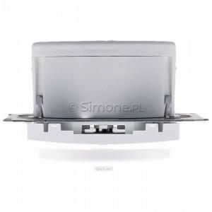 Simon 54 DDS1.01/11 - Dzwonek elektroniczny - Biały - Podgląd zdjęcia 360st. nr 8