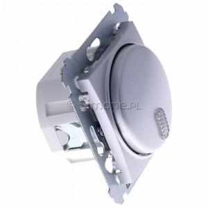 Simon 54 DDS1.01/43 - Dzwonek elektroniczny - Srebrny Mat - Podgląd zdjęcia 360st. nr 2