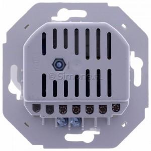 Simon 54 DRT10W.02/11 - Regulator temperatury z czujnikiem wewnętrznym - Biały - Podgląd zdjęcia 360st. nr 9