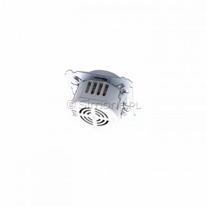Simon 54 DS9L.01/43 - Ściemniacz naciskowo-obrotowy do LED - Srebrny Mat - Podgląd zdjęcia 360st. nr 4