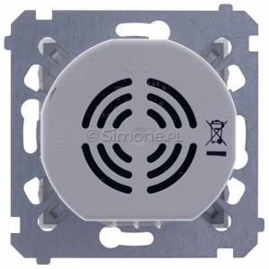 Simon 54 DS9L.01/43 - Ściemniacz naciskowo-obrotowy do LED - Srebrny Mat - Podgląd zdjęcia 360st. nr 9