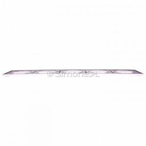 Simon Classic MR5/26 - Ramka pięciokrotna pozioma - Aluminiowy Met. - Podgląd zdjęcia 360st. nr 8
