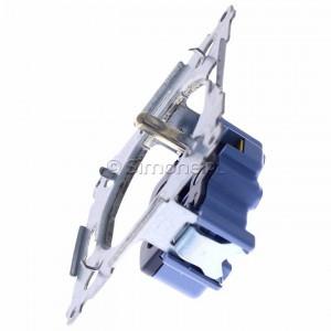 Simon 54 SGZ1M - Mechanizm gniazda pojedynczego z uziemieniem 16A (zaciski śrubowe) - Mechanizmy - Podgląd zdjęcia 360st. nr 6