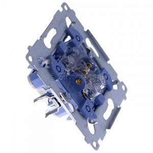Simon 54 SP2M - Mechanizm przycisku zwiernego podwójnego 10A (do kompletu należy dokupić rameczkę oraz klawisze) - Mechanizmy - Podgląd zdjęcia 360st. nr 2