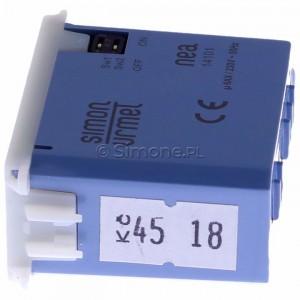 Simon 54 ST1M - Przycisk pojedynczy lub schodowy/krzyżowy we współpracy z ST1S - Podgląd zdjęcia 360st. nr 6