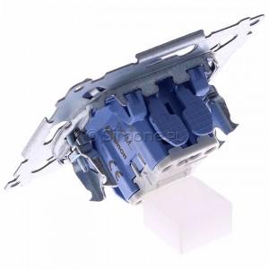 Simon 54 SW7M - Mechanizm łącznika krzyżowego pojedynczego 10A (do kompletu należy dokupić rameczkę oraz klawisz) - Mechanizmy - Podgląd zdjęcia 360st. nr 5