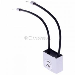 Simon 54 WKSL - Kondensator - eliminator rozbłysków żarówek energooszczędnych i LED - Podgląd zdjęcia 360st. nr 3