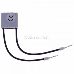 Simon 54 WKSL - Kondensator - eliminator rozbłysków żarówek energooszczędnych i LED - Podgląd zdjęcia 360st. nr 9