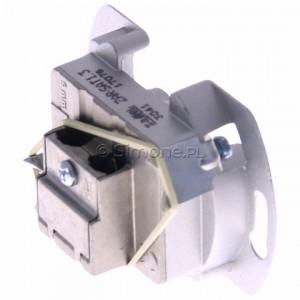 Simon Classic ZAR-SAT1.3/1 - Mechanizm gniazda antenowego RTV-SAT końcowego 1,5db - Podgląd zdjęcia 360st. nr 3