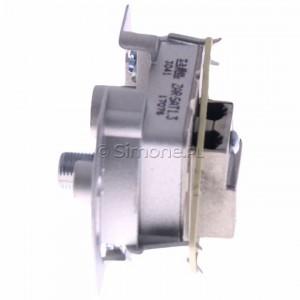 Simon Classic ZAR-SAT1.3/1 - Mechanizm gniazda antenowego RTV-SAT końcowego 1,5db - Podgląd zdjęcia 360st. nr 6