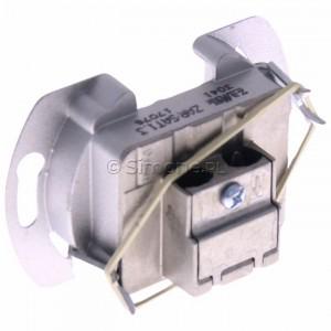Simon Classic ZAR-SAT1.3/1 - Mechanizm gniazda antenowego RTV-SAT końcowego 1,5db - Podgląd zdjęcia 360st. nr 5