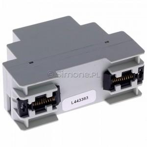Simon 54 ZL14M-08 - Zasilacz LED modułowy 14V, DC, 8W - Podgląd zdjęcia 360st. nr 1