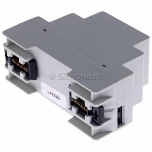Simon 54 ZL14M-08 - Zasilacz LED modułowy 14V, DC, 8W - Podgląd zdjęcia 360st. nr 7