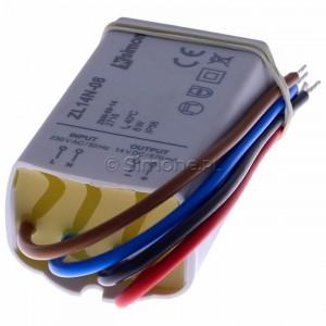 Simon 54 ZL14N-08 - Zasilacz LED natynkowy 14V, DC, 8W - Podgląd zdjęcia 360st. nr 2