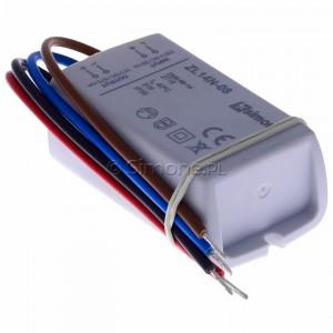 Simon 54 ZL14N-08 - Zasilacz LED natynkowy 14V, DC, 8W - Podgląd zdjęcia 360st. nr 7