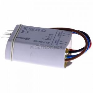 Simon 54 ZL14N-08 - Zasilacz LED natynkowy 14V, DC, 8W - Podgląd zdjęcia 360st. nr 4