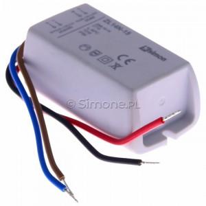 Simon 54 ZL14N-15 - Zasilacz LED natynkowy 14V, DC, 15W - Podgląd zdjęcia 360st. nr 7