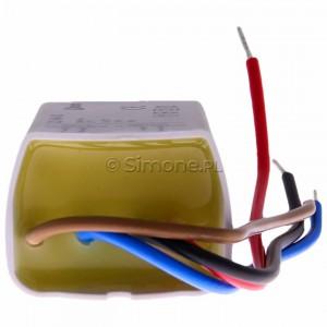 Simon 54 ZL14N-15 - Zasilacz LED natynkowy 14V, DC, 15W - Podgląd zdjęcia 360st. nr 8