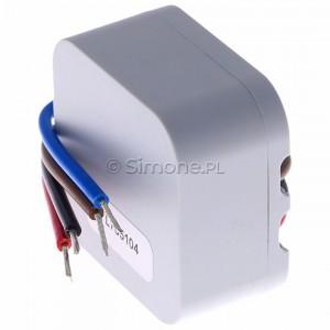 Simon 54 ZL14P-08 - Zasilacz LED dopuszkowy 14V, DC, 8W - Podgląd zdjęcia 360st. nr 3