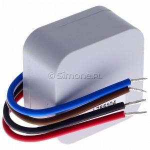 Simon 54 ZL14P-08 - Zasilacz LED dopuszkowy 14V, DC, 8W - Podgląd zdjęcia 360st. nr 5