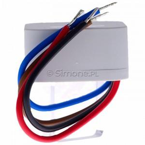 Simon 54 ZL14P-08 - Zasilacz LED dopuszkowy 14V, DC, 8W - Podgląd zdjęcia 360st. nr 8