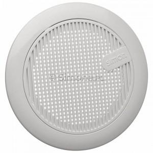 Simon 54 05505-30 - Obudowa głośnika 5 (w zestawie uchwyty do płyt gipsowo-kartonowych)  biały - Podgląd zdjęcia nr 1