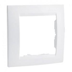Simon 15 1501610-030 - Ramka pojedyncza - Biały - Podgląd zdjęcia nr 1