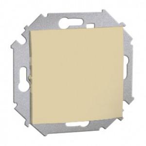 Simon 15 1591101B-031 - Łącznik pojedynczy do wersji IP44 - Beżowy - Podgląd zdjęcia nr 1