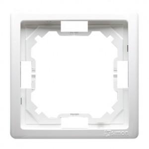 Simon Basic BMR1/11 - Ramka pojedyncza - Biały - Podgląd zdjęcia nr 1