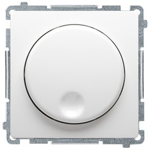 Simon Basic BMS9V.01/11 - Regulator światła 1-10V - Biały - Podgląd zdjęcia nr 1