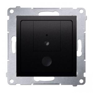 Simon 54 D75310.01/48 - Ściemniacz dwu przyciskowy 40-500W - Antracyt - Podgląd zdjęcia nr 1