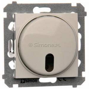 Simon 54 DS13T.01/11 - Ściemniacz zdalnie sterowany 20-500W - Biały - Podgląd zdjęcia nr 1