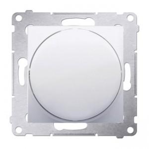 Simon 54 DSS1.01/11 - Sygnalizator świetlny LED - światło białe - Biały - Podgląd zdjęcia nr 1